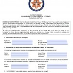 Arizona Durable Medical Power of Attorney Form