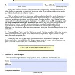 Maryland Durable Medical Power of Attorney Form