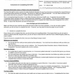 Michigan Patient Advocate Designation | Form DCH-3916