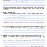 New York Medical Power of Attorney Form | Health Care Proxy